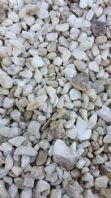 JUMBO WHITE CHIPPINGS 14MM APPROX 1 TONNE